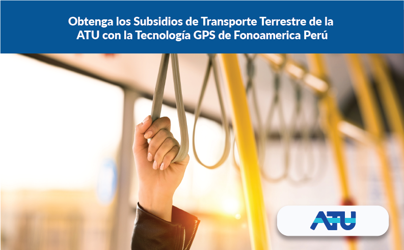Subsidios de Transporte